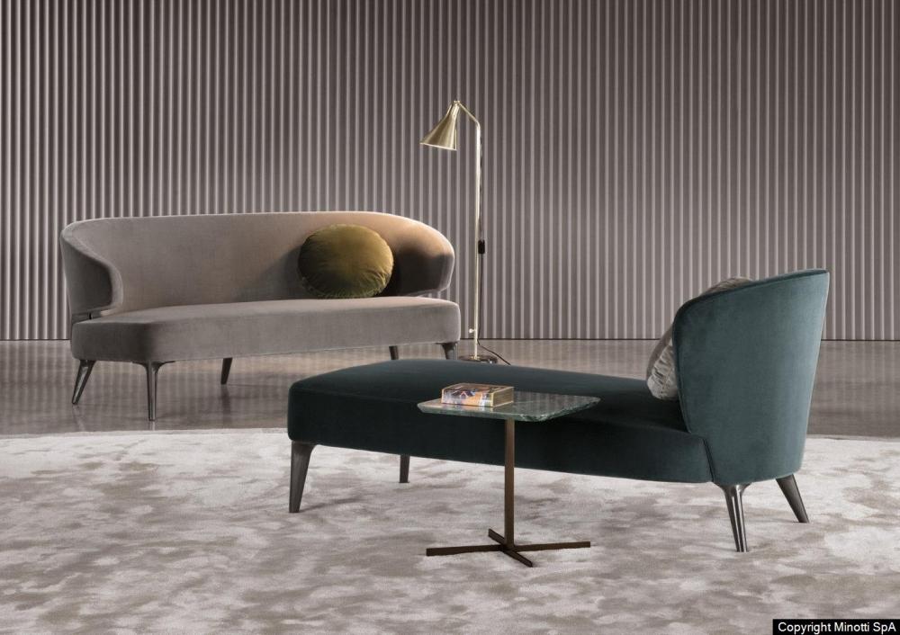 ASTON sofa and daybed by RODOLFO DORDONI
