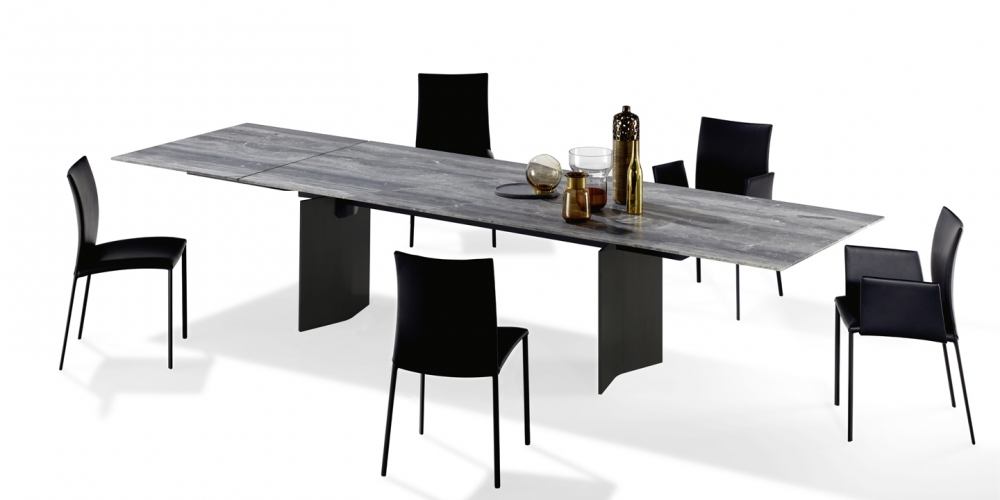 DINING TABLE ATLAS MAGNUM 1280-II BY GEORG APPELTSHAUSER 2006/2014