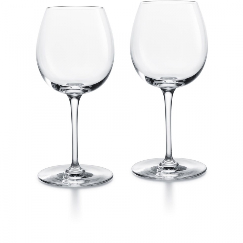 OENOLOGIE glass red bourgogne. Designed to offer unique tastings, the boxes of two OENOLOGIE glasses are the perfect gift for epicureans. The collection is available in three different versions for every purpose: Bordeaux wineglass, Bourgogne or Champagne flute.