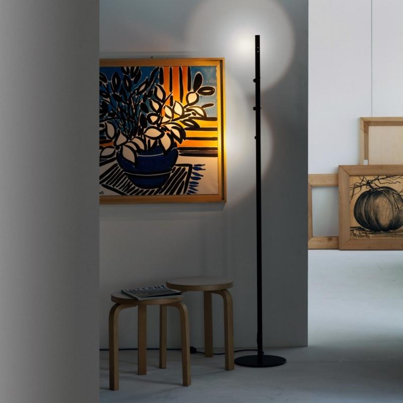 Standing lamp COLIBRI - designer EMILIANA MARTINELLI