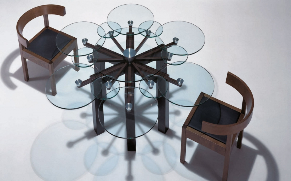 DINING TABLE ACHTER BY PETER DRAENERT
