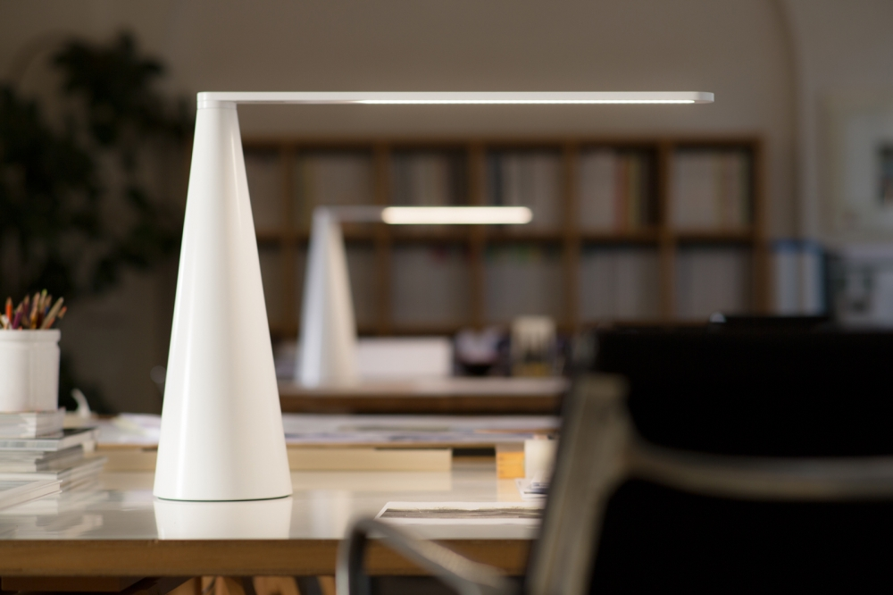 Table lamps ELICA - designer BRIAN SIRONI