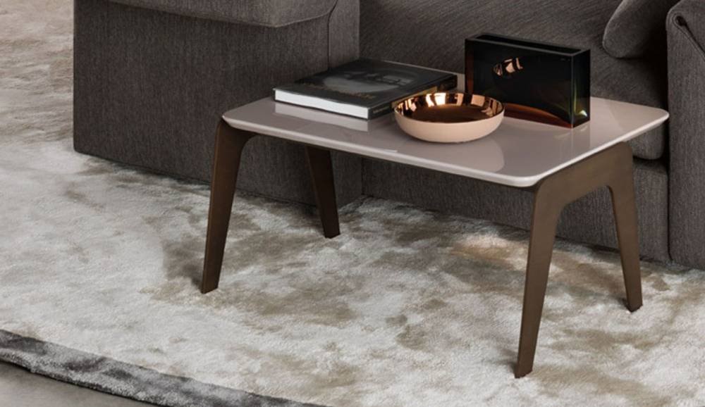 KIRK JUT OUT TOP COFFEE TABLE by RODOLFO DORDONI