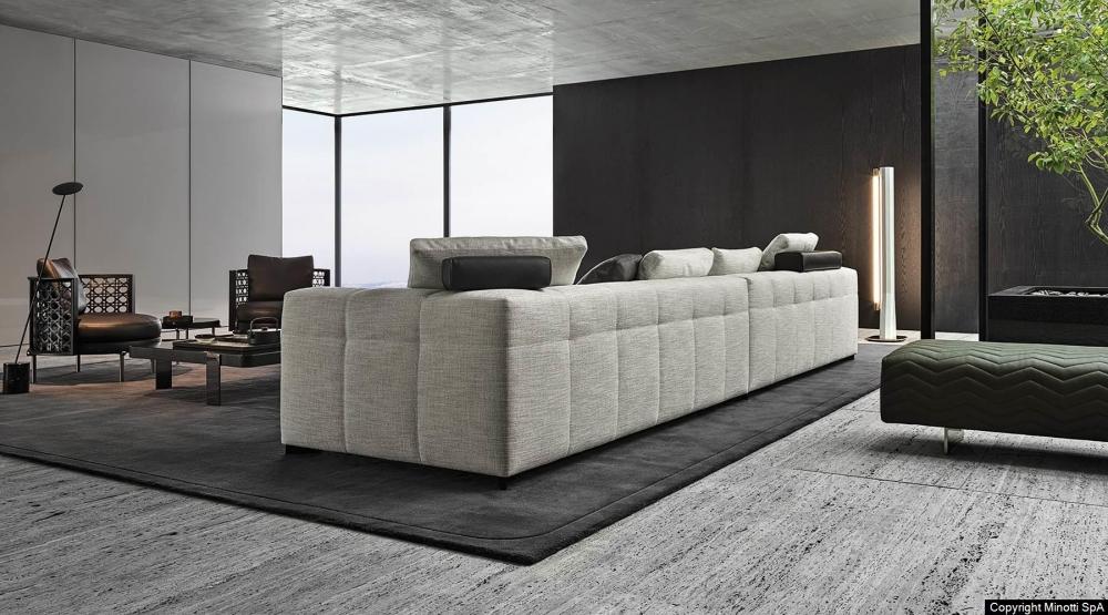 BLAZER sofa by RODOLFO DORDONI, designed in 2020
