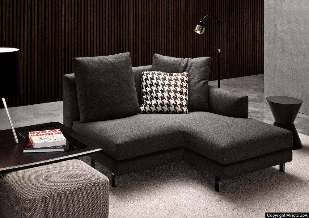 ALLEN seating system by RODOLFO DORDONI