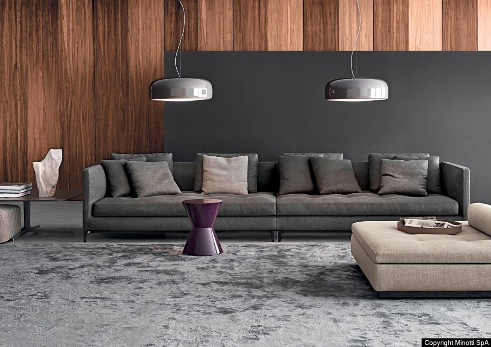 ANDERSEN SLIM 103 QUILT seating system by RODOLFO DORDONI