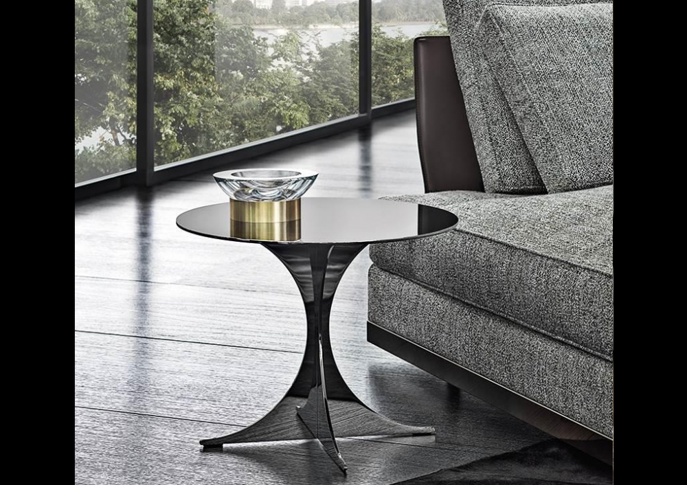 AANISH side tables by RODOLFO DORDONI, designed in 2019