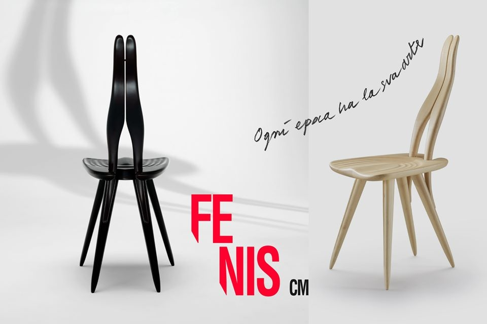 CHAIR FENIS CM BY CARLO MOLLINO 1959.THE FENIS CHAIR IS A STRONG MESSAGE OF PERSONALIZATION IN THE ACADEMIC FIELD: IT WAS DESIGNED BY MOLLINO FOR HIS OFFICE AT THE CASTELLO DEL VALENTINO IN TURIN, HOME OF THE FACULTY OF ARCHITECTURE, AND IS PART OF AN IMPLICIT CORPORATE IDENTITY PROJECT OF THE INSTITUTE OF ARCHITECTURAL COMPOSITION
