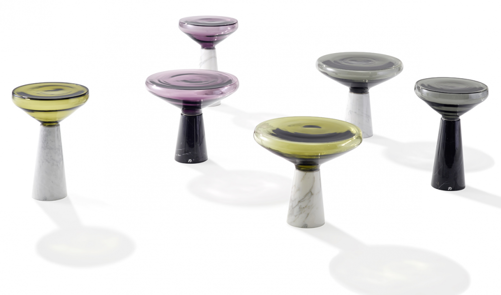 BLOW SIDE TABLE 1377 BY STEPHAN VEIT 2016