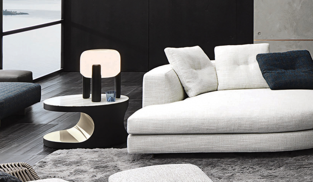 BODEN coffee table by GORDON GUILLAUMIER