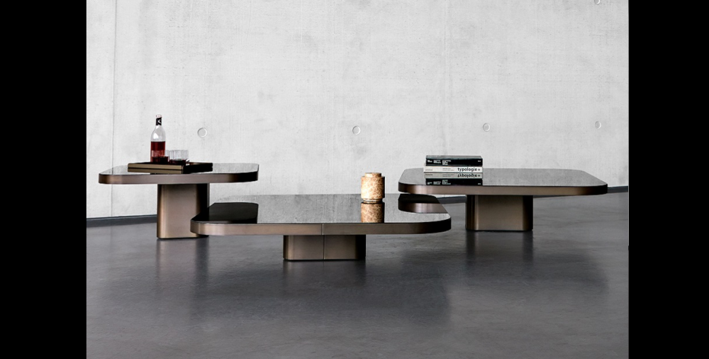 BOW COFFEE TABLE BY GUILHERME TORRES 2018