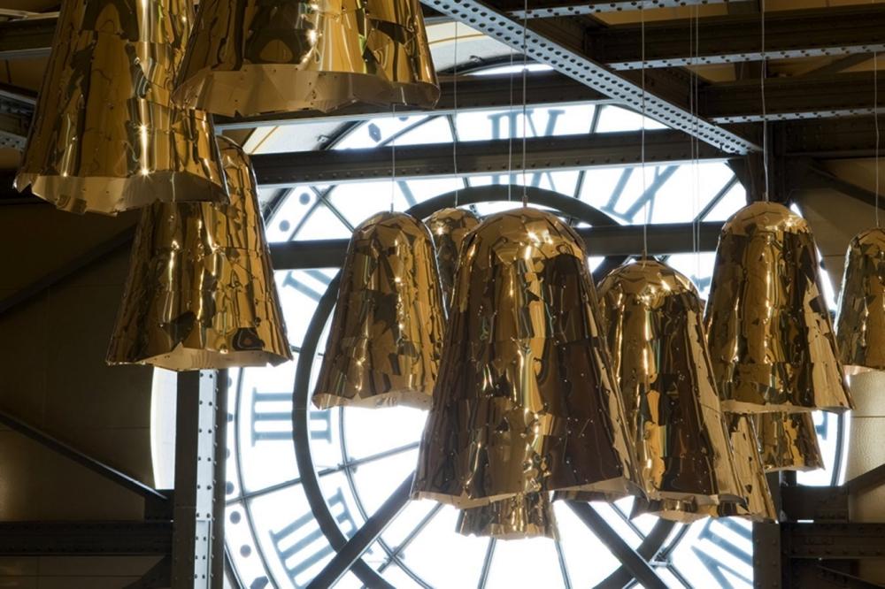 Lamps CAMPANA - designers FERNANDO and HUMBERTO CAMPANA