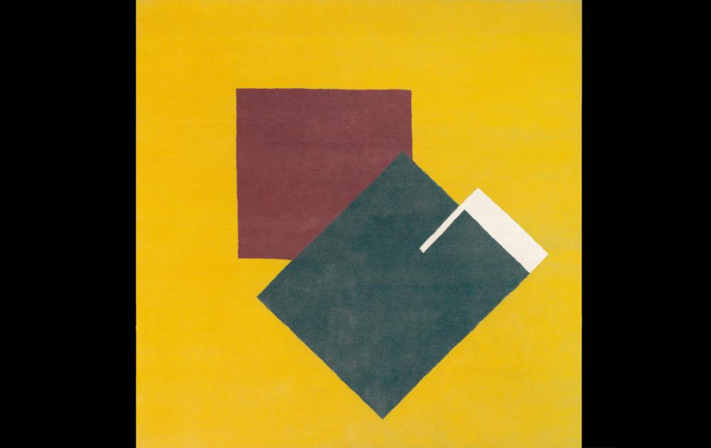 CASTELLAR RUG BY EILEEN GRAY 1925 – 1937