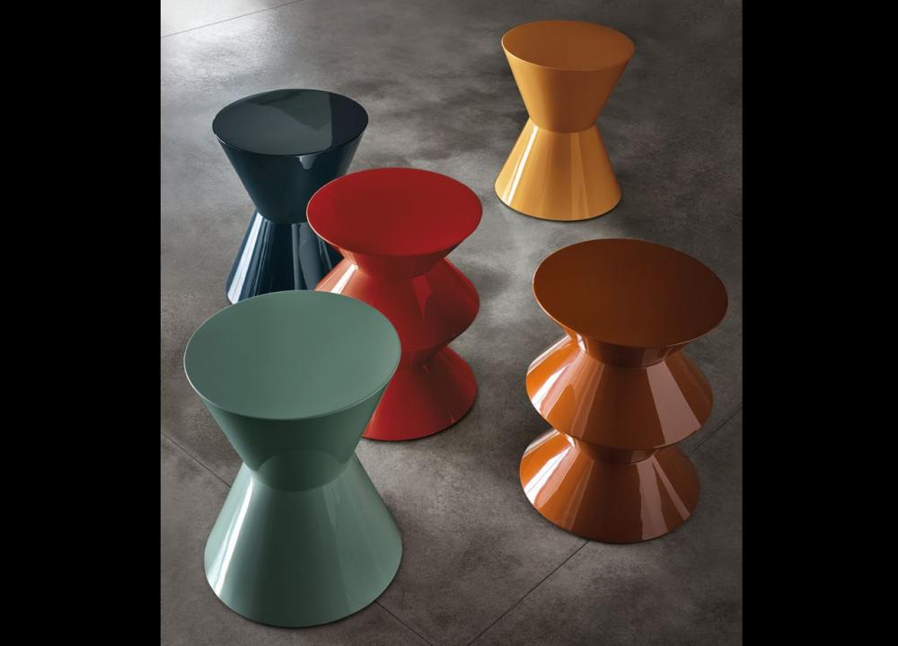CESAR ACCENT TABLE by RODOLFO DORDONI, designed in 2004