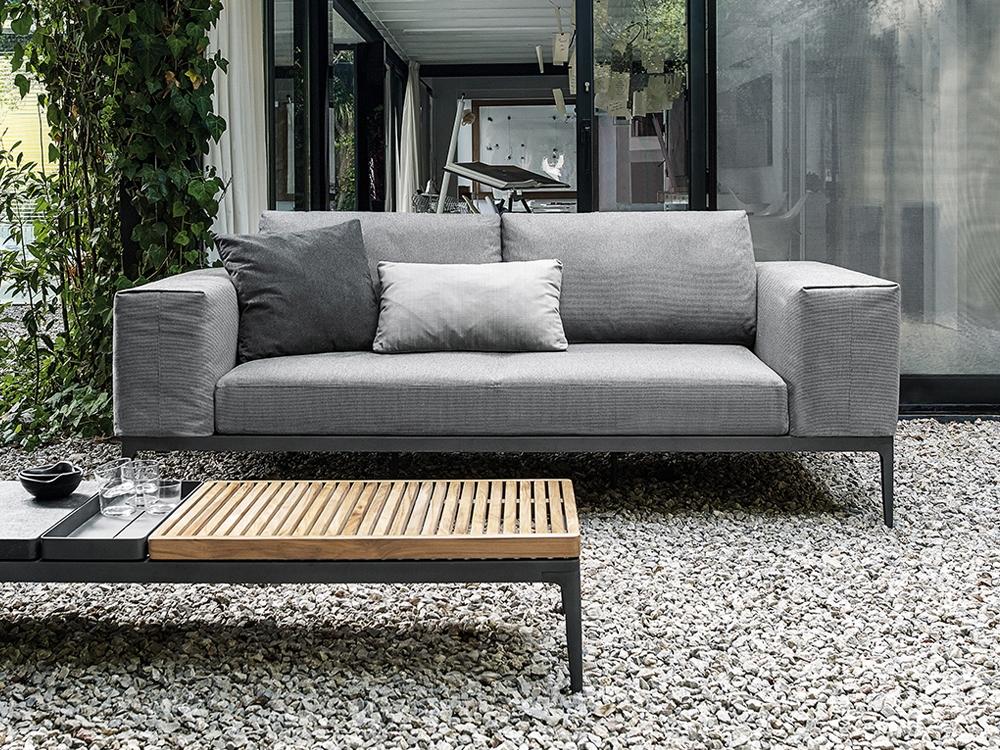 GRID sofa - designer HENRIK PEDERSEN