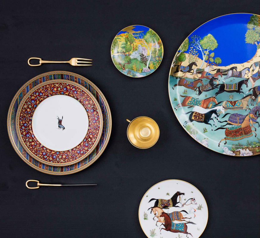 Tableware CHEVAL D'ORIENT