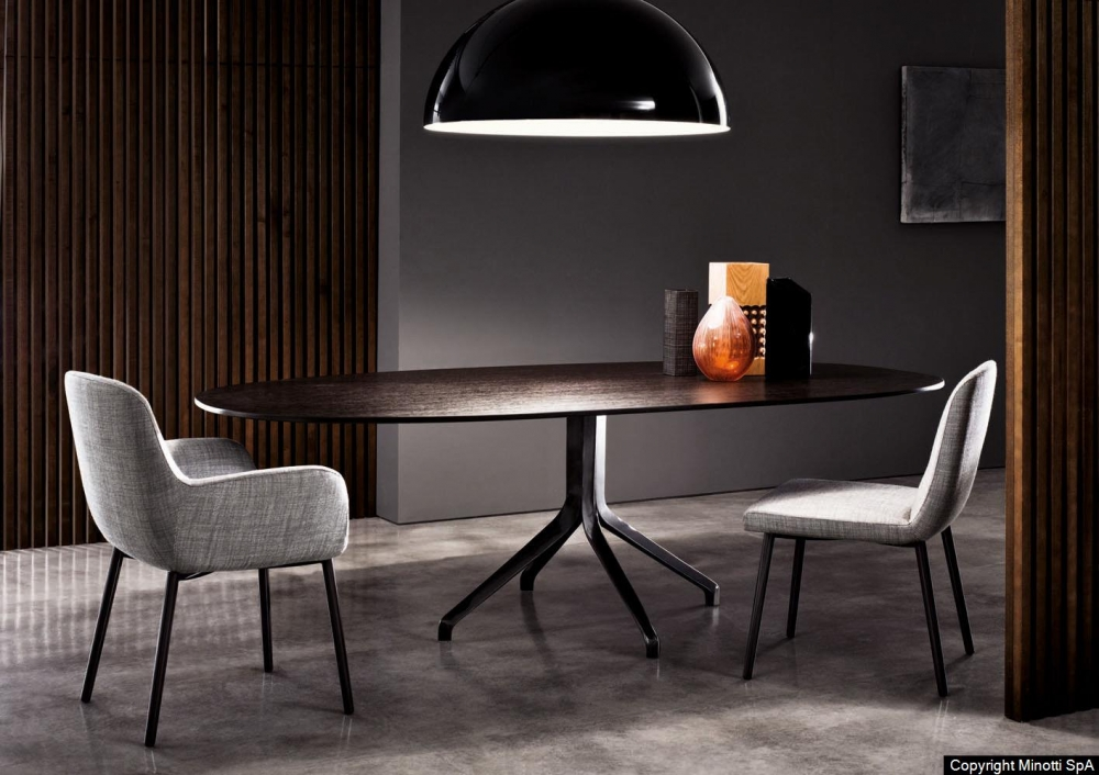 CLAYDON TABLE by RODOLFO DORDONI