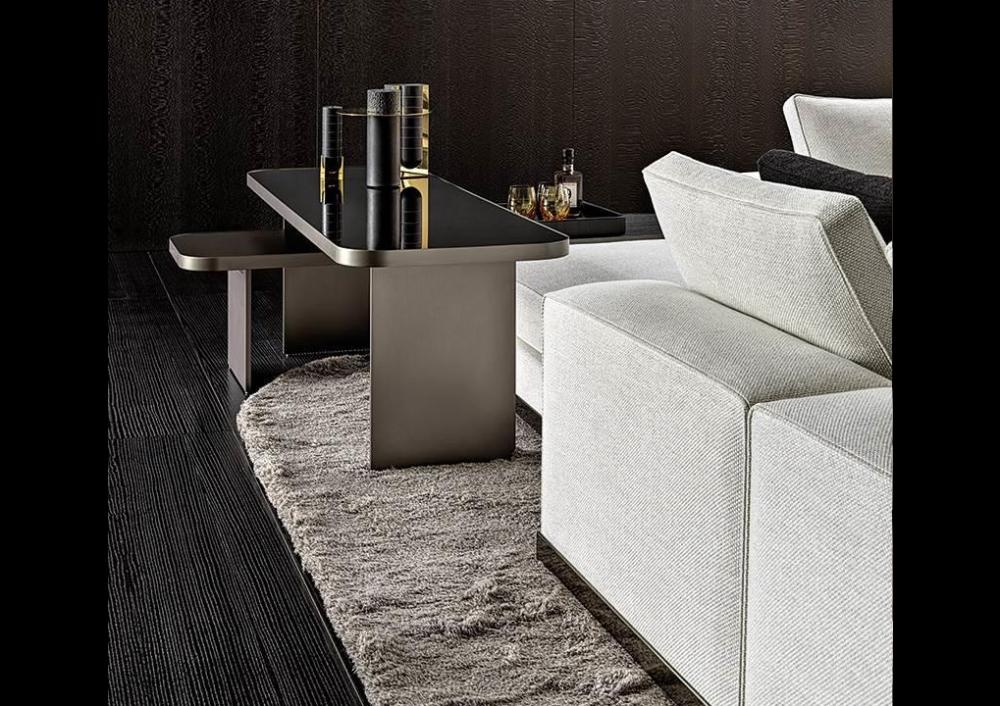 CLIVE side tables by RODOLFO DORDONI, designed in 2019