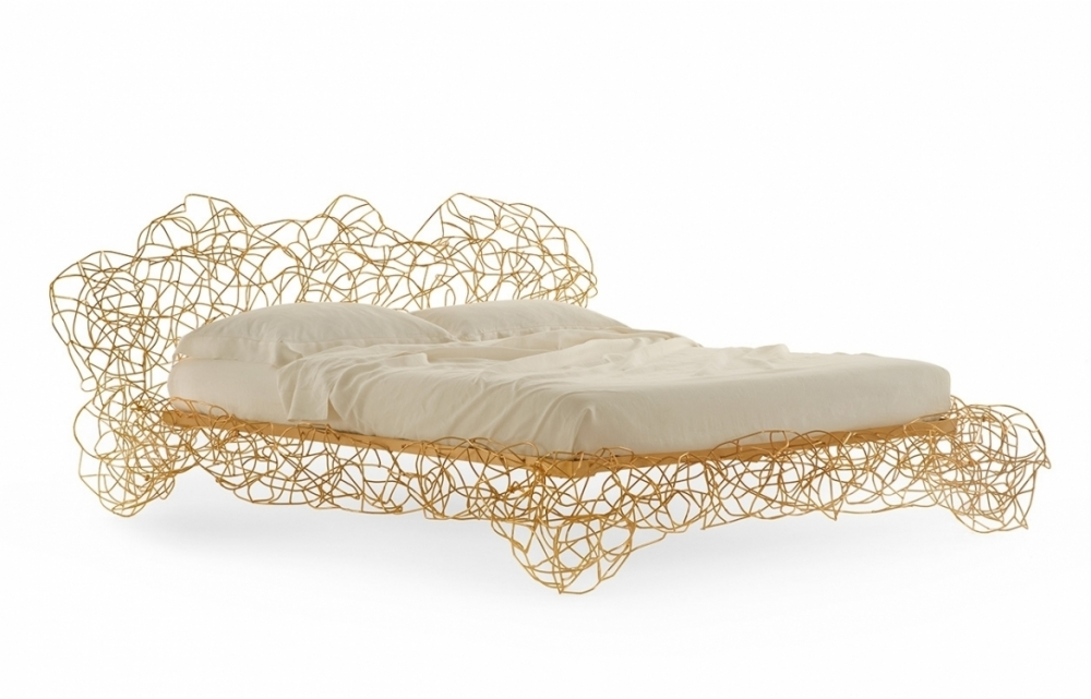 CORALLO BED - DESIGNERS FERNANDO AND HUMBERTO CAMPANA