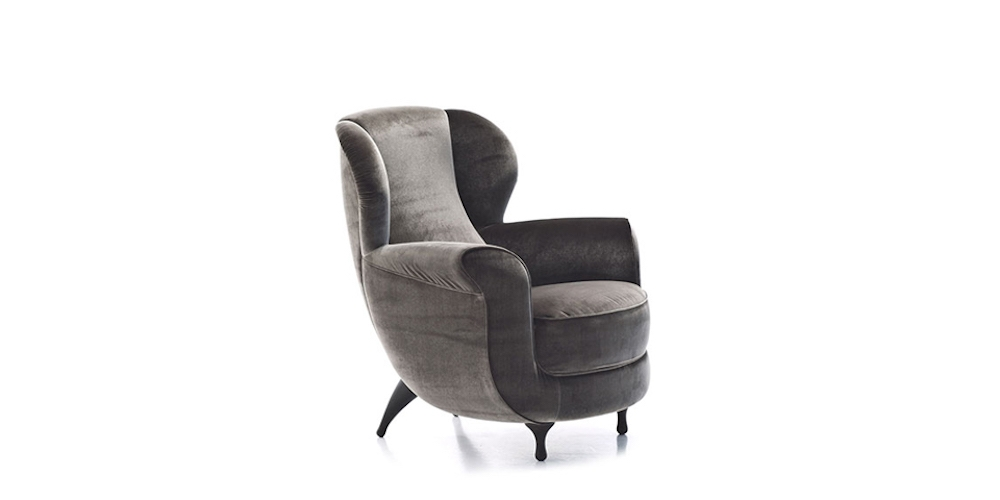 PAPY BERGERE ARMCHAIR BY MASSIMO IOSA GHINI, 1992