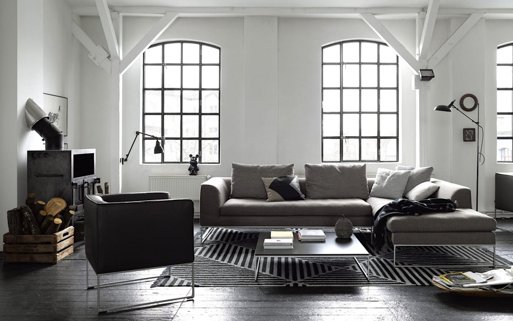MELL LOUNGE SOFA BY JEHS + LAUB