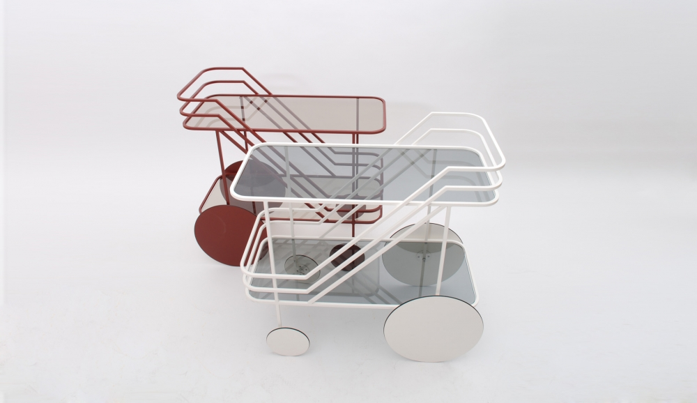 TROLLEYS COME AS YOU ARE - DESIGNER CHIRSTOPHE DE LA FONTAINE