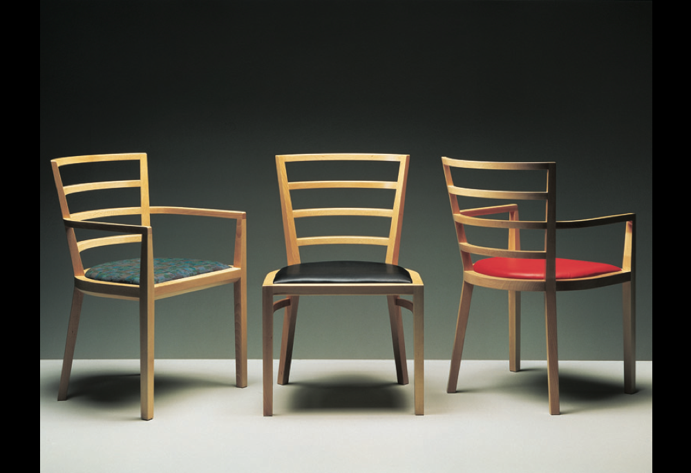 DE ARMAS CHAIR BY RAUL DE ARMAS 1991