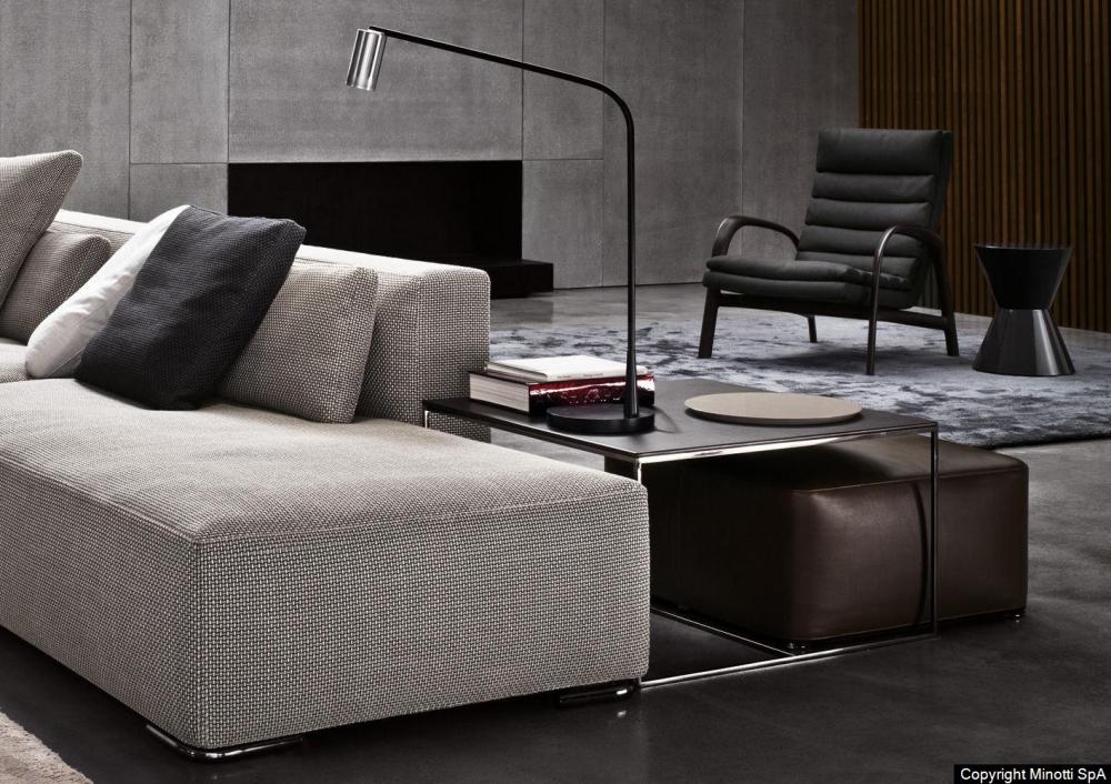 DUCHAMP coffee table by RODOLFO DORDONI