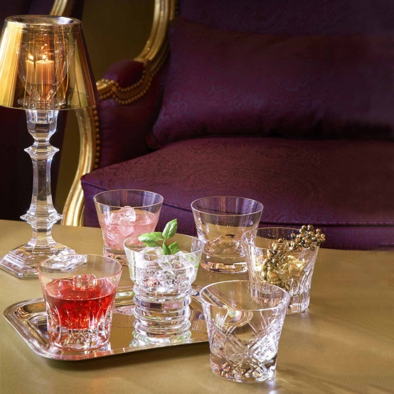 EVERYDAY BACCARAT CLASSIC. Price of the set € 390