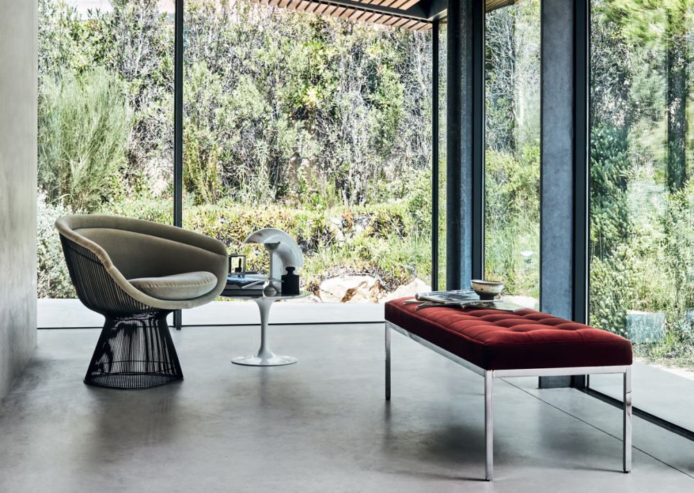 FLORENCE KNOLL BENCH BY FLORENCE KNOLL 1954