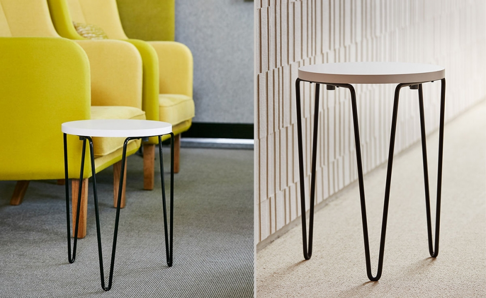 FLORENCE KNOLL HAIRPIN™ STACKING TABLE FLORENCE KNOLL 1948
