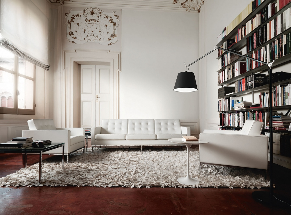 FLORENCE KNOLL LOUNGE CHAIR BY FLORENCE KNOLL 1954