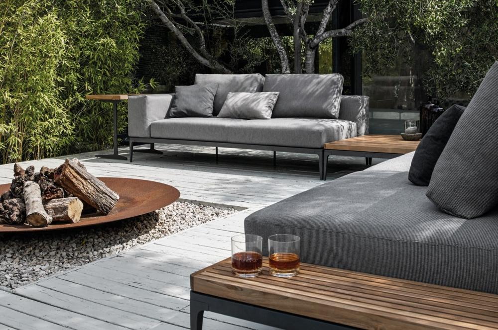 Lounge GRID - designer HENRIK PEDERSEN