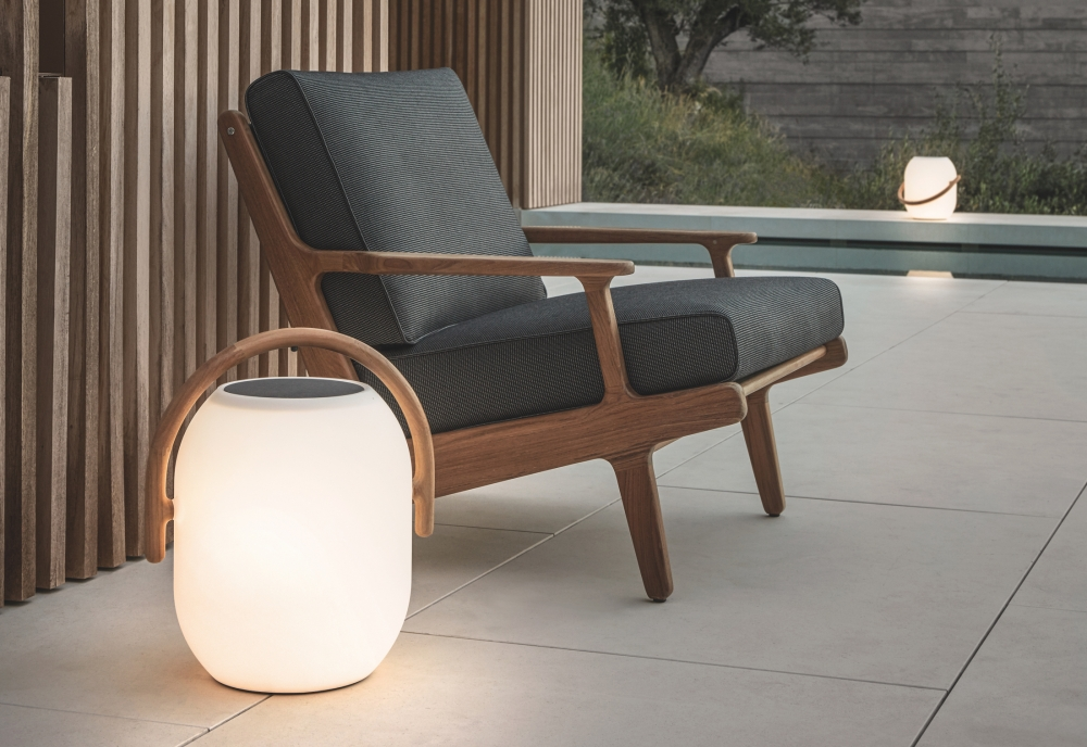BAY lounge chair - designer HENRIK PEDERSEN