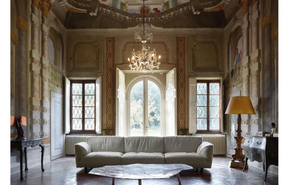 Grande Soffice Sofa by Francesco Binfaré