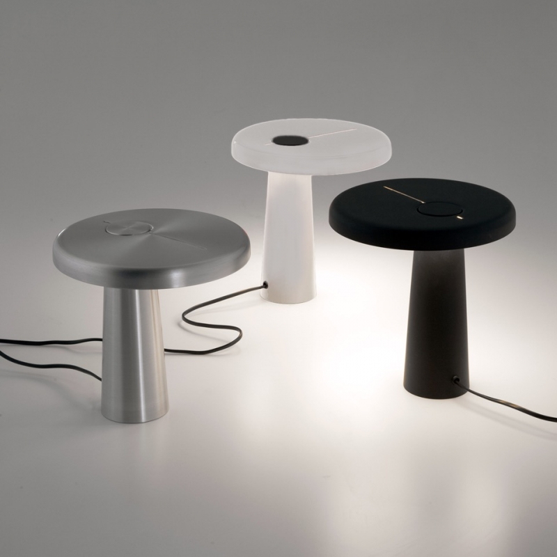Table lamp HOOP - designer NICCOLO ADOLINI, DANIEL SIMONINI