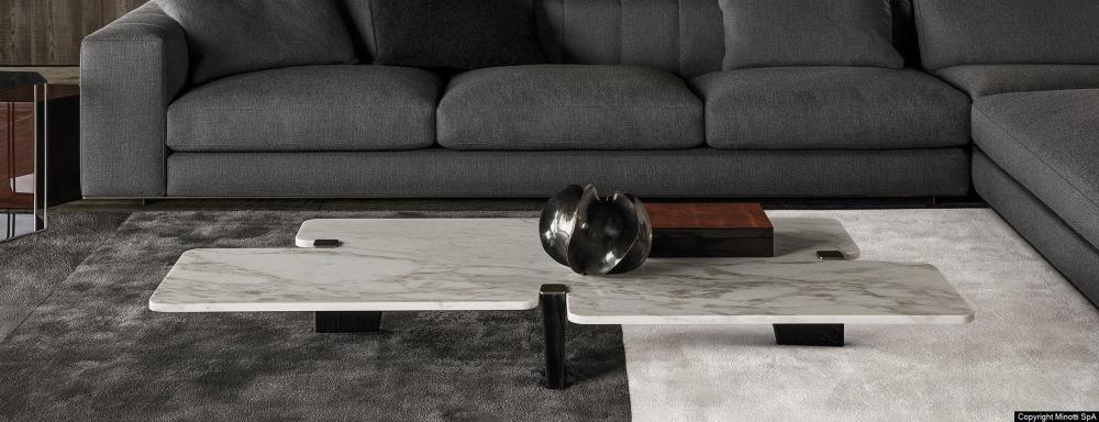 JACOB coffee table by RODOLFO DORDONI