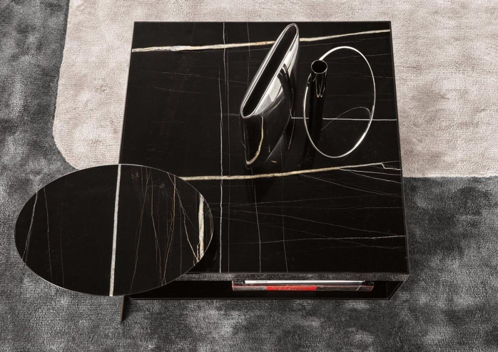 JOY JUT OUT side table by RODOLFO DORDONI