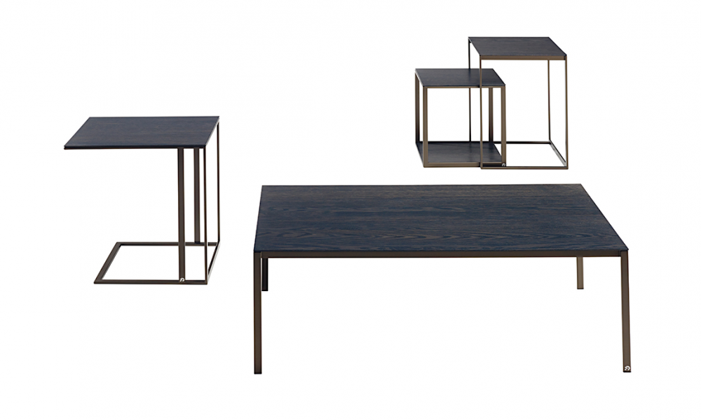 KENDO COFFEE AND SIDE TABLES 1250 BY DIETMAR JOESTER 2004