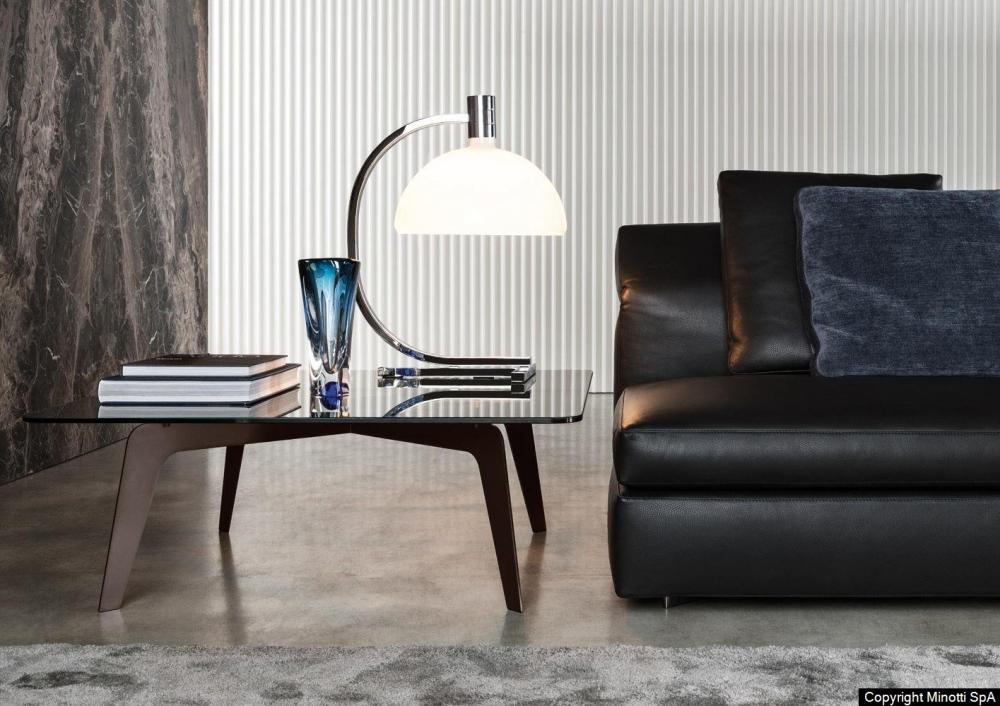 KIRK CROSS COFFEE TABLE by RODOLFO DORDONI