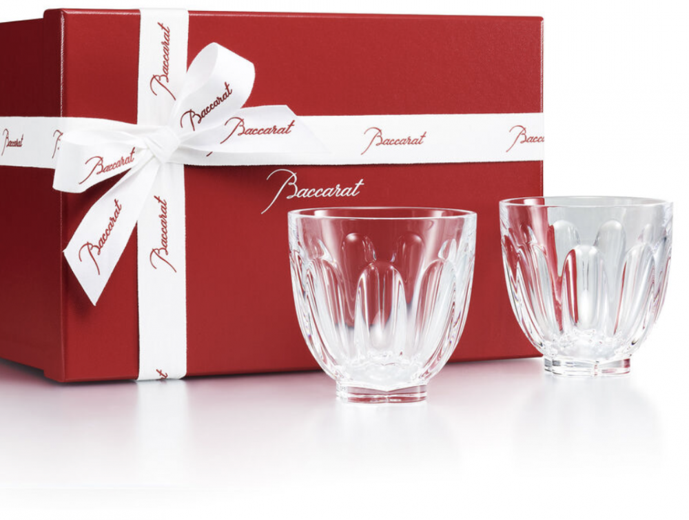 FAUNACRYSTOPOLIS HARCOURT tea tumblers. The perfect balance between heritage and fantasy! With the FAUNACRYSTOPOLIS goblet, JAIME HAYON OFFERS a new look to the Harcourt glass, a timeless icon of Baccarat. Price €420