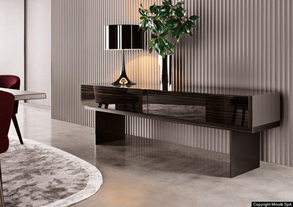 LANG CONSOLE TABLE by RODOLFO DORDONI