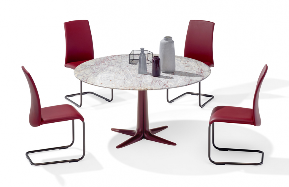 DINING TABLE LAURO 1530 BY STEPHAN VEIT 2015