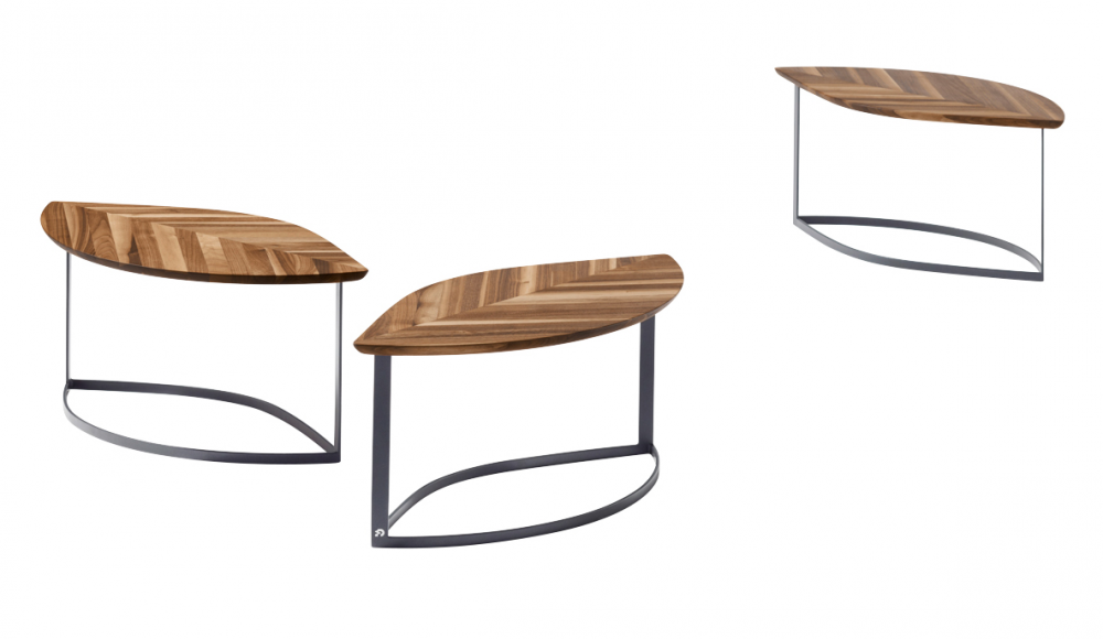 LEAVES COFFEE TABLE 1255 BY STEPHAN VEIT 2011