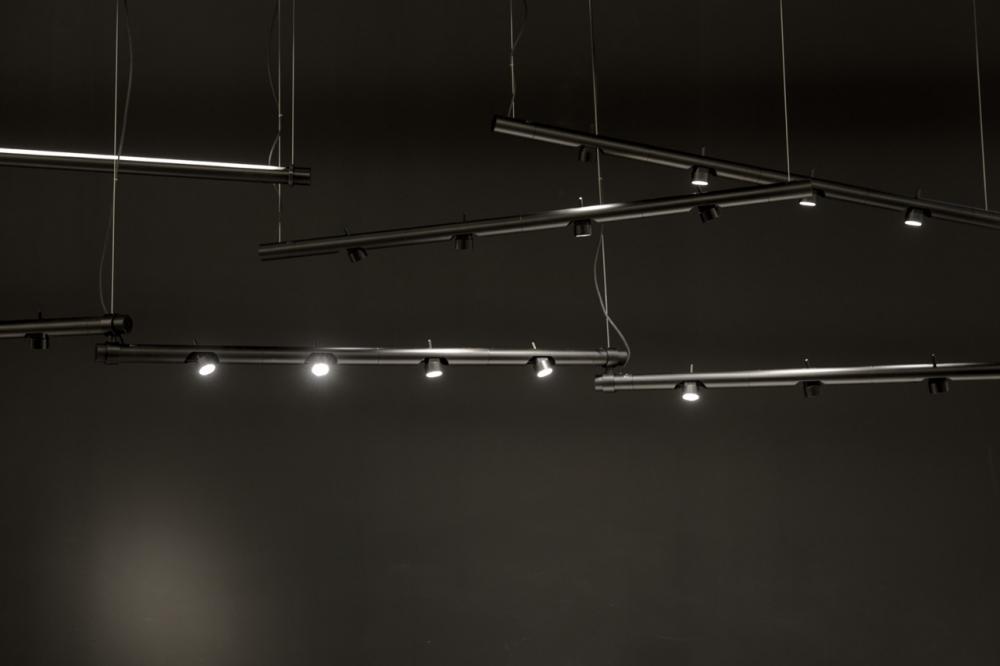 Hanging devices swivel lamp COLIBRI - designer EMILIANA MARTINELLI