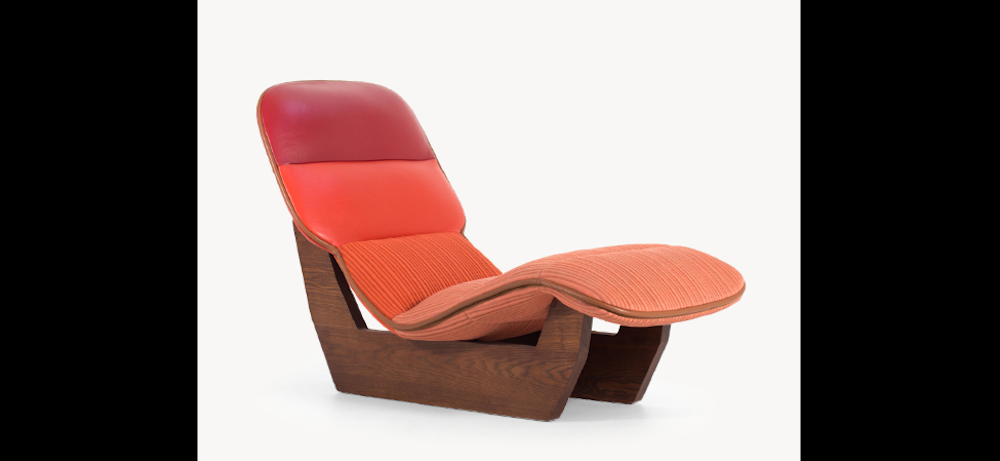 LILO CHAISE LONGUE BY PATRICIA URQUIOLA, 2017