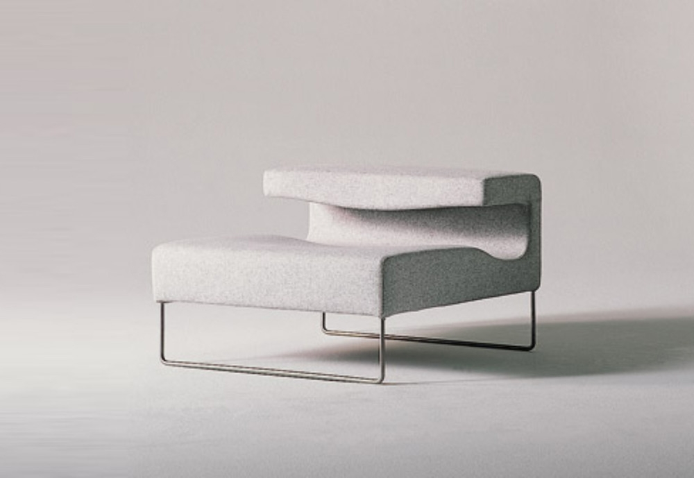 LOWSEAT ARMCHAIR BY PATRICIA URQUIOLA, 2000