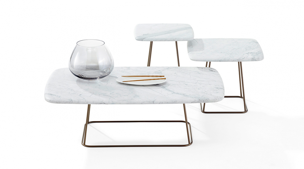 MANOLO COFFEE AND SIDE TABLES 1370 BY STEPHAN VEIT 2013