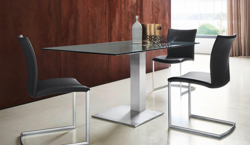 DINING TABLE MONDIAL 1130-II BY GEORG APPELTSHAUSER 2009