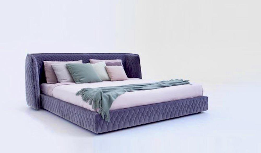 REDONDO BED BY PATRICIA URQUIOLA, 2018